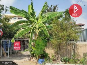 For SaleLandSamrong, Samut Prakan : Sale of land and buildings, Bang Pu Mai, Samut Prakan.