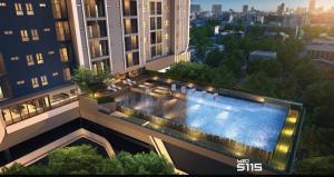For SaleCondoSamrong, Samut Prakan : (With tenants) Urgent sale Ideo S115 1 Bedroom 35.35 sqm.