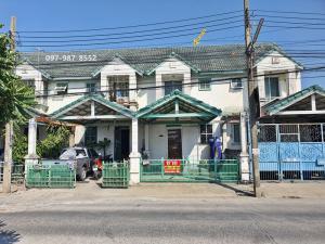 For SaleTownhouseBangna, Lasalle, Bearing : Townhouse, Poonsuk Village, Bangna-Trad km.16