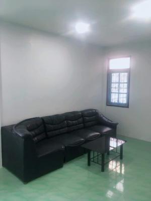 For RentHouseRamkhamhaeng,Min Buri, Romklao : Rent a single storey house, renovated, cheap, Min Buri