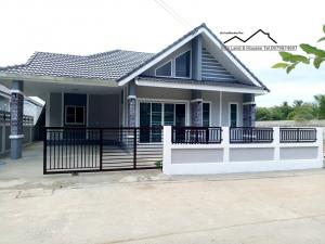 For SaleHouseChiang Mai, Chiang Rai : Area 45-70 sq m. Price starts at 1.85 - 2.19 million (houses, Sansai / Doi Saket zone, Chiang Mai).