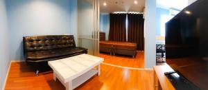 For RentCondoRama9, RCA, Petchaburi : Condo for rent Lumpini Park Rama 9 Ratchada, cheap price, beautiful room, 26 sq m, ready to move in.