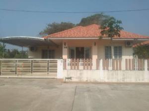 For SaleHouseRayong : House for sale at 100 sq m. OP LAND, Nong Bua, Ban Phe, Rayong.