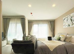 เช่าคอนโดพระราม 9 เพชรบุรีตัดใหม่ : Life Asoke Rama9 for rent 28 sqm Studio 13,000 per month
