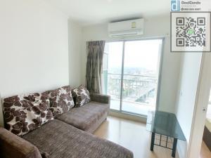 For SaleCondoChengwatana, Muangthong : For sale, 1 bedroom, 28 sq m, Lumpini Ville Chaengwattana-Pak Kret, 21st floor, Building B, call 065-626-6997.