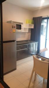 For RentCondoChengwatana, Muangthong : Condo for rent Hall Mark Ngamwongwan 🌳 Building A, 3rd floor.