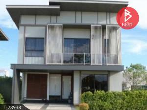 For SaleHouseSamrong, Samut Prakan : House for sale PANARA Type C Thepharak (PANARA Thepharak Samut Prakan Type C)