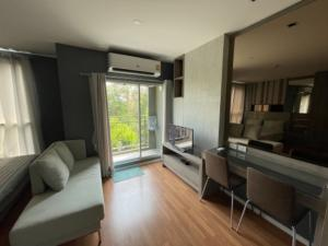For RentCondoBangna, Lasalle, Bearing : For rent !! Lumpini Place Bangna Km 3 built-in room, very beautiful. East balcony is not hot, special price 7,000 / month, book quickly before falling out 😍🔥🔥