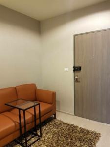 For RentCondoSamrong, Samut Prakan : Condo for rent, IDEO Sukhumvit 115, next to BTS Pu Chao, 1 bedroom 35 square meters