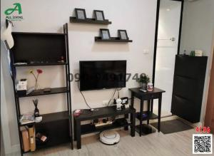 For RentCondoRatchadapisek, Huaikwang, Suttisan : Condo for rent G-Style Condo near MRT Huai Khwang