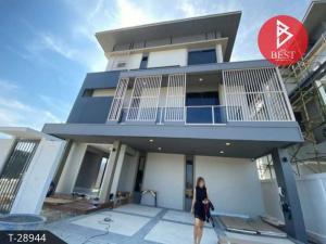 For SaleHouseSamrong, Samut Prakan : House for sale Panara Thepharak (PANARA Thepharak) Samut Prakan Type A