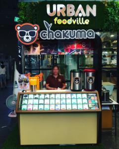 เซ้งพื้นที่ขายของ ร้านต่างๆลาดพร้าว เซ็นทรัลลาดพร้าว : เซ้งร้าน ชานมไข่มุก สาขาวังหิน ห้างเดอะแจ๊สวังหิน กรุงเทพมหานคร