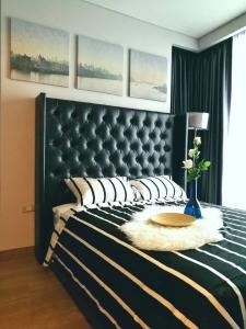 For SaleCondoSukhumvit, Asoke, Thonglor : Urgent sale !!!! Beautiful room, fully furnished, ready to move in The Lumpini 24 corner room