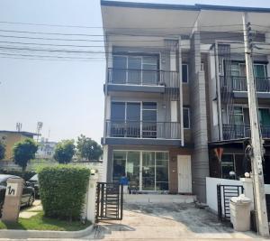 For SaleTownhouseRama 2, Bang Khun Thian : Sale Town Avenue Time Thakham 16, Town Avenue Time Thakham16 near Rama 2