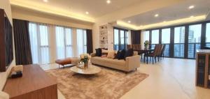 เช่าคอนโดสุขุมวิท อโศก ทองหล่อ : Siamese Exclusive sukhumvit 31 Penthouse Presidential Suite 3 Bedroom