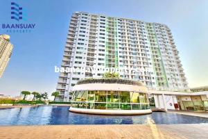 For RentCondoRama5, Ratchapruek, Bangkruai : For  rent Condo Supalai Park Tiwanon