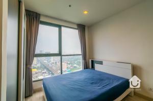 For SaleCondoOnnut, Udomsuk : Condo for sale, IDEO Mobi Sukhumvit B - 1 Bed with furniture, size 22 sq.m., near BTS On Nut, price 3.25 million baht!