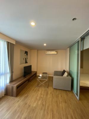 For RentCondoRama3 (Riverside),Satupadit : Siamese Nanglinchee/ pool view
