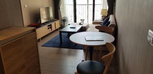 For RentCondoSukhumvit, Asoke, Thonglor : park24 36th floor corner 29k one bedroom one living room 39 sqm