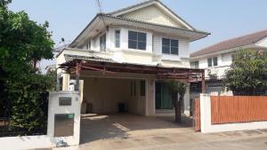 For SaleHouseBangbuathong, Sainoi : House for sale 50 sq m. Near Central Wet Gate