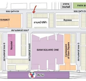 For LongleaseShophouseSiam Paragon ,Chulalongkorn,Samyan : Commercial building, Siam Square Soi 7
