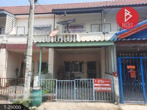 For SaleTownhouseSamrong, Samut Prakan : Quick sale townhouse. Phra Pin 8 Village, Praksa, Samut Prakan