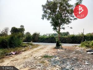 For SaleLandSamrong, Samut Prakan : Land for sale in the area of 6 rai 3 ngan 16 square wah, Bang Phli Subdistrict, Samut Prakan Province