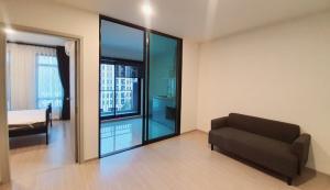 For RentCondoRatchadapisek, Huaikwang, Suttisan : Condo for rent / sale Aspire Asoke-Ratchada, new room, fully furnished. Price negotiable