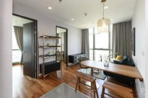 For RentCondoRatchathewi,Phayathai : ให้เช่า คอนโดวิช ซิกเนเจอร์ มิดทาวน์ สยาม ราชเทวี 2 ห้องนอน ชั้นสูง | Wish Signature Midtown Siam Ratchathewi For rent, 2 Beds, High floor