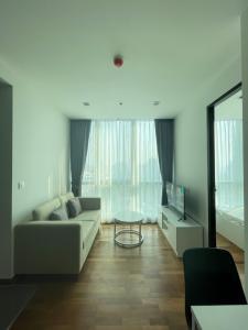 For RentCondoRatchathewi,Phayathai : ให้เช่า คอนโดวิช ซิกเนเจอร์ มิดทาวน์ สยาม ราชเทวี 1 ห้องนอน ชั้นสูง พร้อมลิฟต์ส่วนตัว | Wish Signature Midtown Siam Ratchathewi For rent, 1 Bed, High floor