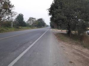 ขายที่ดินราชบุรี : ขายที่ดินเปล่า 2-1-38ไร่ นส.3ก ติดถนนใหญ่ สภาพคล่อง เขตชุมชน มีน้ำ-ไฟผ่าน (มีบ่อน้ำ) ต.เบิกไพร อ.จอมบึง ราชบุรี (เจ้าของขายเอง)