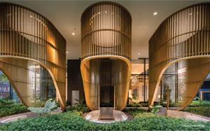 ขายคอนโดวิทยุ ชิดลม หลังสวน : ราคาต่อตรม.ต่ำที่สุด ชั้น27 : 1 BR/1 BR Duplex @28 Chidlom ไม่มีตึกบล็อกวิว/วิวสวยมาก