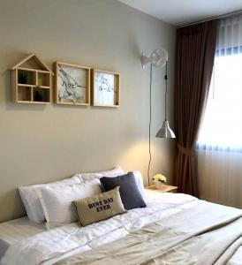 For RentCondoPattaya, Bangsaen, Chonburi : For Rent @ Unixx South Pattaya 1Bed, Fully furnished  1 Bed 1 Bath 34.50 Sq.m  Floor  20