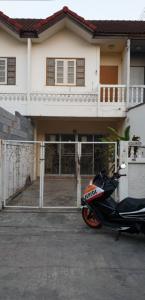 For SaleTownhouseRama 2, Bang Khun Thian : Townhouse for sale Sinthavee Ngamcharoen Village, Tha Kham Subdistrict, Bang Khun Thian District