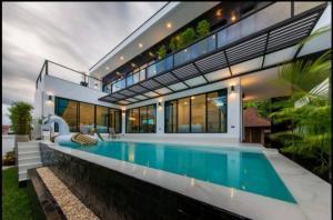 เช่าบ้านเชียงใหม่-เชียงราย : บ้านให้เช่า พร้อมสระว่ายน้ำ พร้อมเฟอร์นิเจอร์ ใกล้เมือง เชียงใหม่