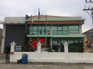 For SaleFactoryPattaya, Bangsaen, Chonburi : Factory sale with tenants building on land 200 square meters