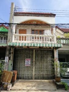 For SaleTownhouseRama 2, Bang Khun Thian : 2 storey townhouse for sale, renovated with Sinthavee Ngamcharoen Village, Tha Kham Subdistrict, Bang Khun Thian District