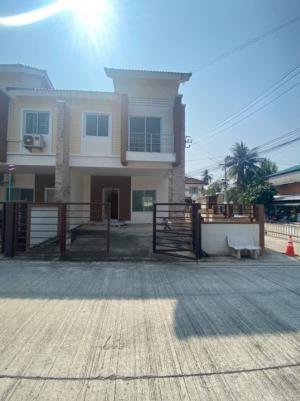 For SaleTownhouseRattanathibet, Sanambinna : ‼ ️ Townhouse for sale Rattanathibet MRT Sai Ma.