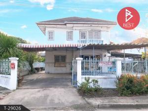 For SaleHouseChachoengsao : House for sale Village Wana Land (Chachoengsao)