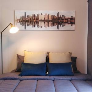 For RentCondoChengwatana, Muangthong : For rent, Plum Condo Chaengwattana Station 8th floor AOL-2102003433.