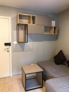 For RentCondoKasetsart, Ratchayothin : For rent, Elio Del Moss, Phahonyothin 34, Building G, fully furnished, near Kasetsart University.
