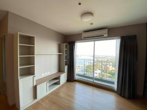 For SaleCondoRathburana, Suksawat : Free recovery 🔥 for sale very cheap, river view, Bhumibol Bridge side, see the water curve, 28th floor, condo Chapter one Moderndutch 🏢 Ratburana 🛣 near icon siam, just 15 minutes