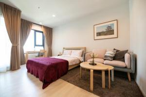 For RentCondoWitthayu,Ploenchit  ,Langsuan : Condo for rent, Life One Wireless - 1 bedroom, 1 bathroom - size 28 sq m - 23rd floor, rent 15,000 baht / month