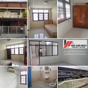 For RentHouseSapankwai,Jatujak : **For Rent 18,000/Month** Townhouse 23 sq m @ Pradipat Saphan Khwai.