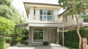 For SaleHouseKaset Nawamin,Ladplakao : House for sale Siamese Kin Ramintra near the Pink Line.