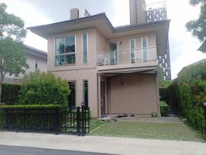 For SaleHouseKaset Nawamin,Ladplakao : House for sale Siamese Kin Ramintra near the Pink Line