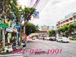 For SaleLandSathorn, Narathiwat : Urgent sale !! Beautiful land on a prime location of 403.50 square wa. Soi Charoenkrung 107 (Soi Pradu 1) near Asiatique attractions, BTS Surasak Saphan Taksin.