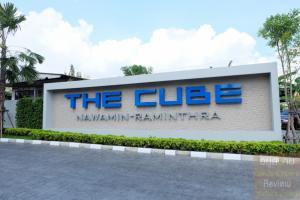 เช่าคอนโดนวมินทร์ รามอินทรา : 💥ให้เช่า💥 The Cube Condo Nawamin-Raminthra