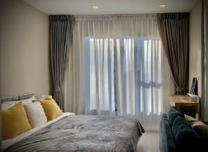 For RentCondoRama9, RCA, Petchaburi : For rent, Life Asoke Rama9, new room, 🍁28 sqm, price 12000 baht only.