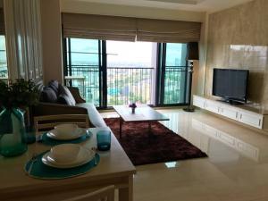 ขายคอนโดสุขุมวิท อโศก ทองหล่อ : Sales with tenant : Noble Reveal Ekkamai : 1 bed 52 Sqm.